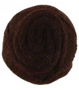 Dark Chocolate - 100% Alpaca - Medium - 100 gr./ 219 yd.