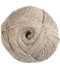 Soft mottled brown - 100% Alpaca - Fine - 100 gr./ 372 yd.