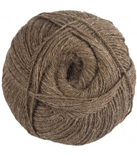 Chestnut Brown - 100% Alpaca - Fine - 100 gr./ 400 yd.