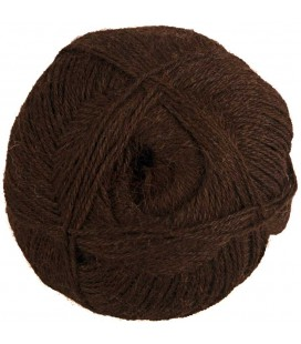 Dark Chocolate - 100% Alpaca - Fine - 100 gr./ 400 yd.