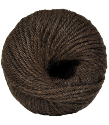 Baby Alpaca Wool - Brown - 50 gr.