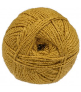 Yellow - 100% baby llama - Medium - 100 gr./ 218 yd.