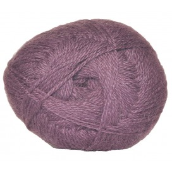 Purple - 100% Alpaca - Fine - 100 gr./ 372 yd.