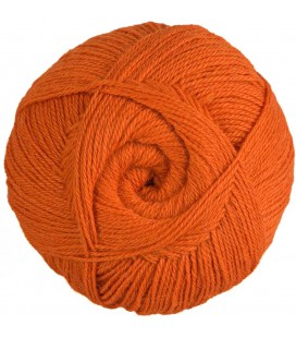 Orange - 100% Alpaca - Fine - 100 gr./ 400 yd.