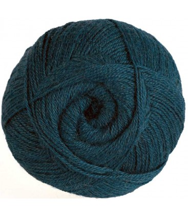 Pure Alpaca Wool - Petroleum Blue - 100 gr.